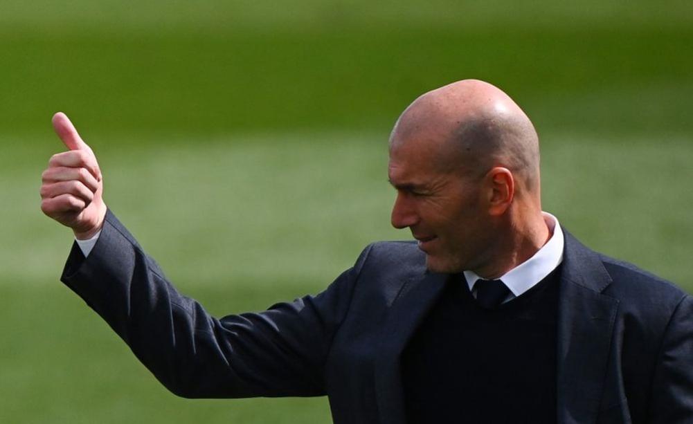 زيدان يحسم مستقبله مع ريال مدريد