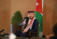 الأردنيون يتفاعلون مع إصابة ولي العهد ويتمنون الشفاء العاجل له