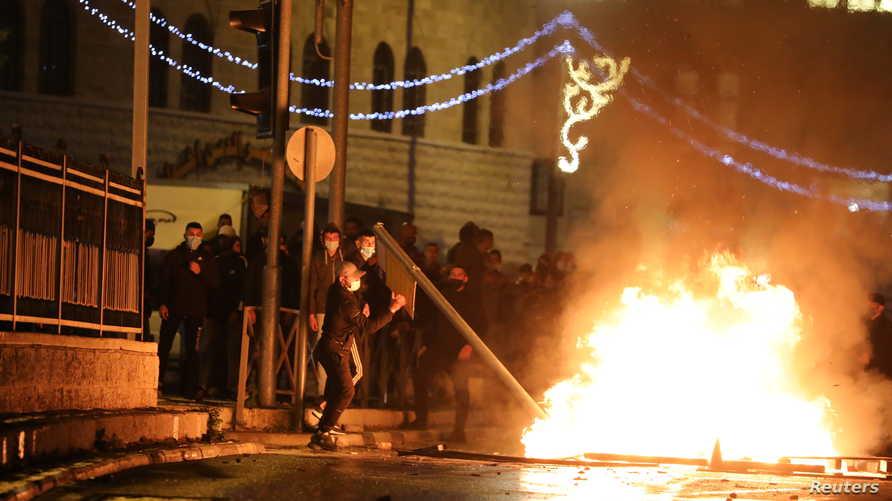 الأردن ومصر يطالبان بوقف الاعتداءات في القدس