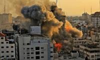 ارتفاع عدد شهداء قطاع غزة إلى 201