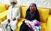 هندية تنجب مولوداً في عمر الـ 70