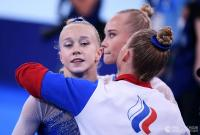 روسيا تحقق ذهبية الجمباز للسيدات في الأولمبياد لأول مرة في تاريخها
