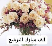 تمارا النهار مبارك الترفيع