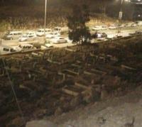 اغلاق مقبرة الرصيفة القديمة نهائياً
