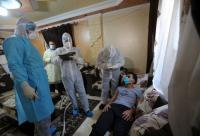 4 وفيات و284 اصابة بكورونا في غزة