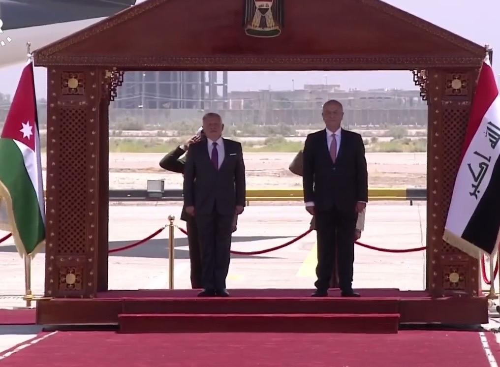 الملك يغادر الأردن للمشاركة بالقمة الثلاثية في بغداد