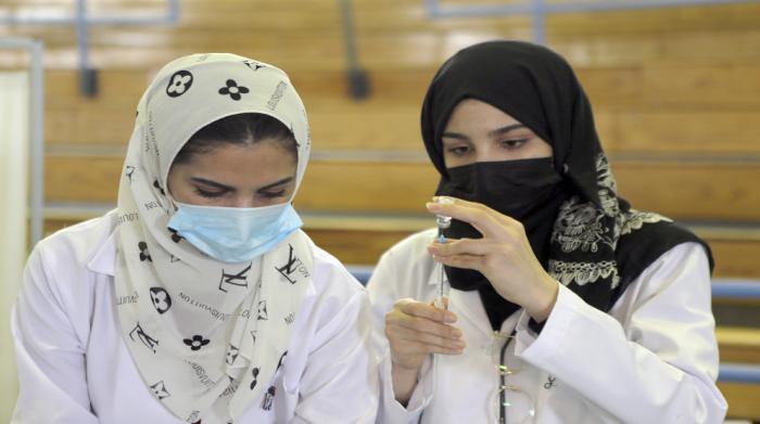 مراكز التطعيم ليوم الاثنين