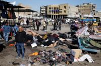 داعش يعلن مسؤوليته عن هجوم بغداد