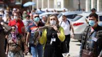 14 وفاة و1717 إصابة جديدة بكورونا في فلسطين