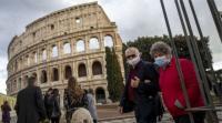 827 وفاة جديدة بفيروس كورونا في ايطاليا